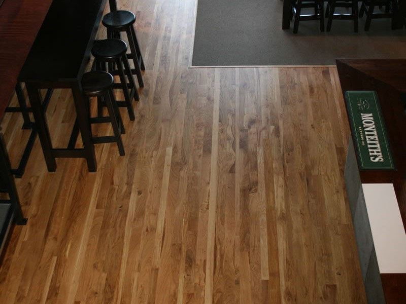 Braided River Restaurant <small class='portfolio-subtitle'> NZ Hard Oak</small>