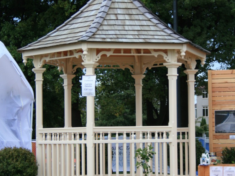 Macrocarpa Gazebo <small class='portfolio-subtitle'> Christchurch</small>
