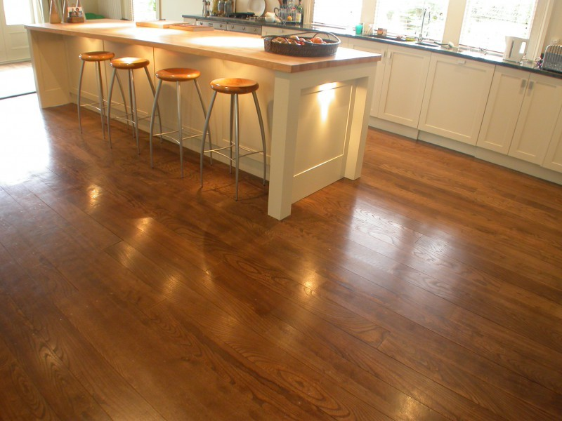 NZ Elm Kitchen Floor <small class='portfolio-subtitle'> Fendalton Christchurch</small>