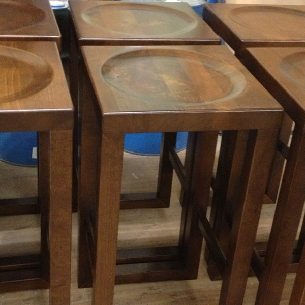 Native Beech Bar Stools, Novtel Hotels