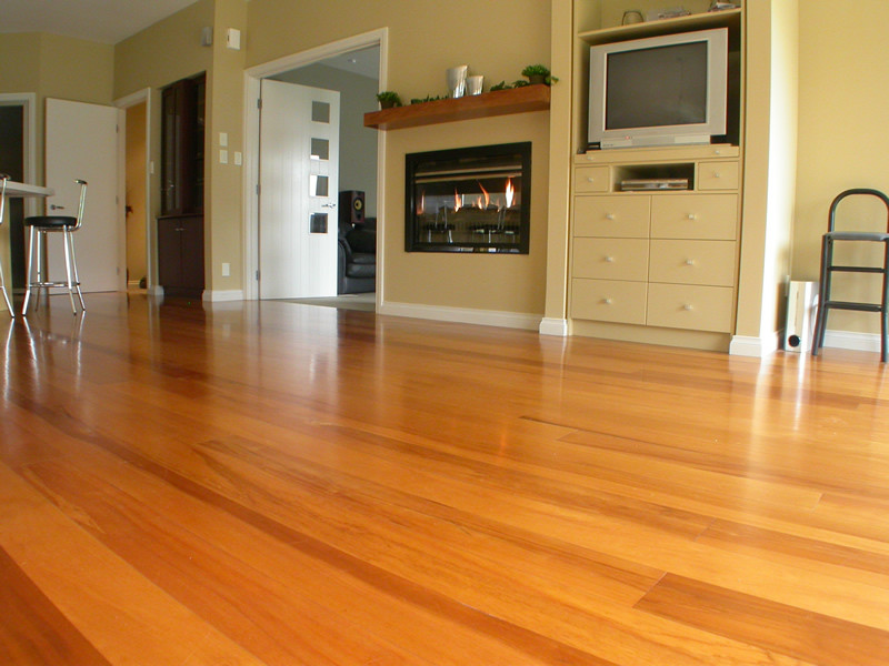 Natural Solid Wood Products Timber Flooring