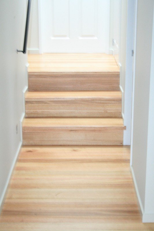 Ash Eucalypt Stairs & Timber Floor
