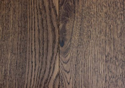 CarobEngineered Hard Oak Country Lacquer Wirebrushed 90x15