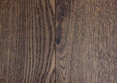 CarobEngineered Hard Oak Country Lacquer Wirebrushed 90x15