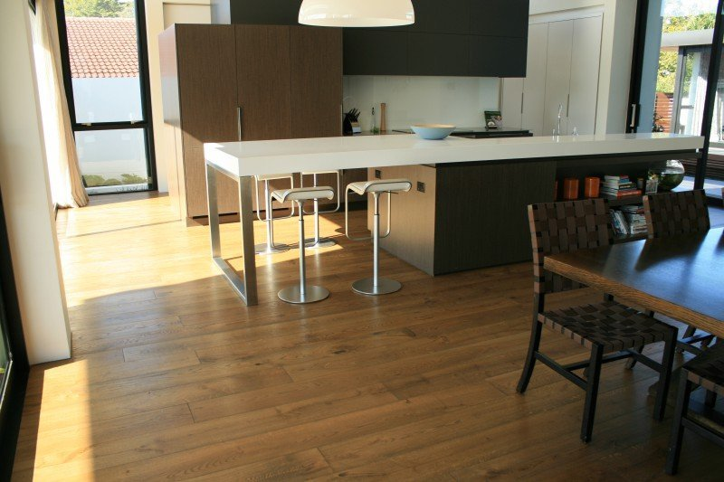 French Oak stained || Aikmans Road, Christchurch
