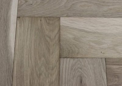 Hard Oak Herringbone Parquet Engineered Premium Unfinished120x15