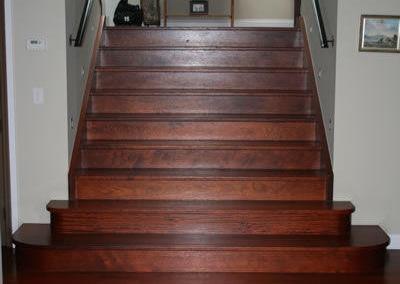 Kwila Stairs, Tai Tapu
