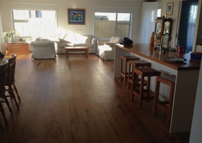 NZ Hard Oak Floor || Harewood Christchurch