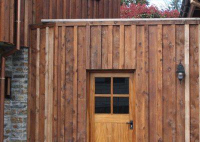 NZ Redwood Weatherboard || Wanaka
