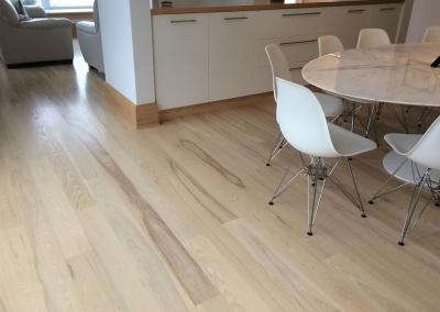 NZ Ash Timber Flooring