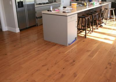 NZ Hard Oak Timber Flooring