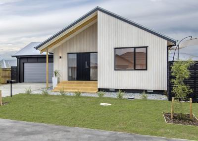 Pine Weatherboard Whitewash
