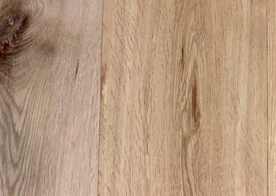 Raw - Engineered Hard Oak Rustic Light-Oil-Wirebrushed 190x15