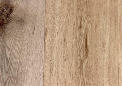 Raw - Engineered Hard Oak Rustic Light-Oil-Wirebrushed 190x15