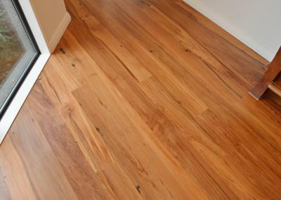 Recycled Rimu Timber Flooring