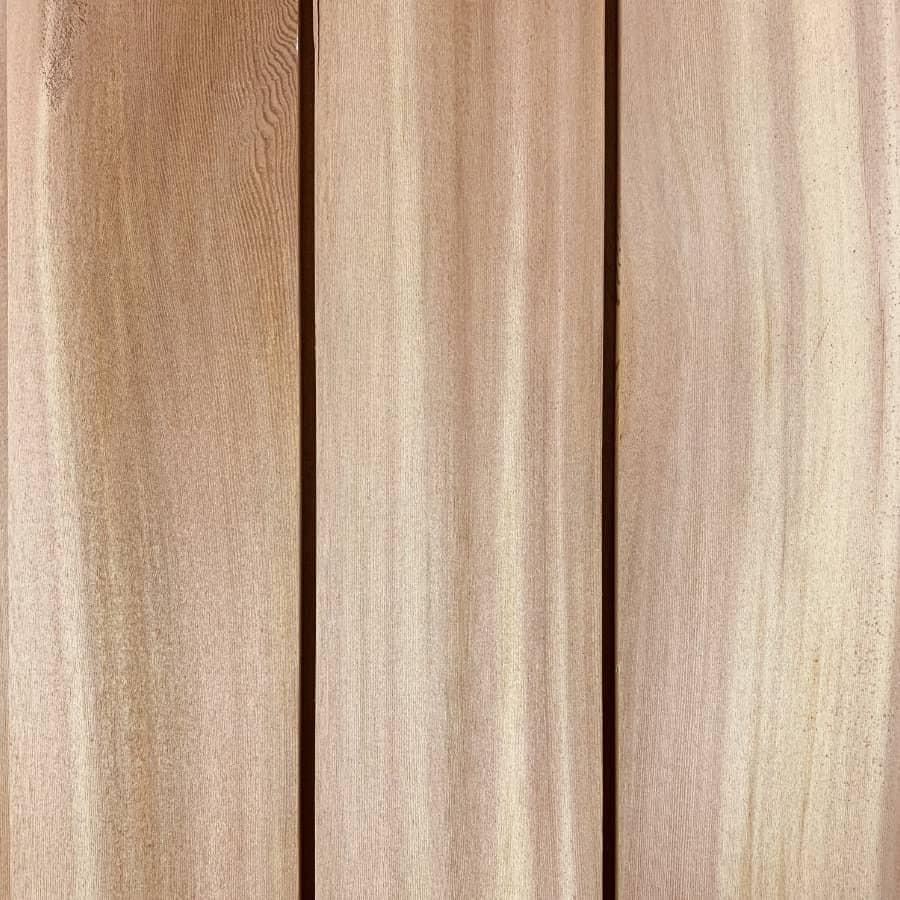 Western Red Cedar Clear- NZ