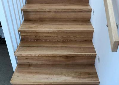 New Zealand Ash Stairs