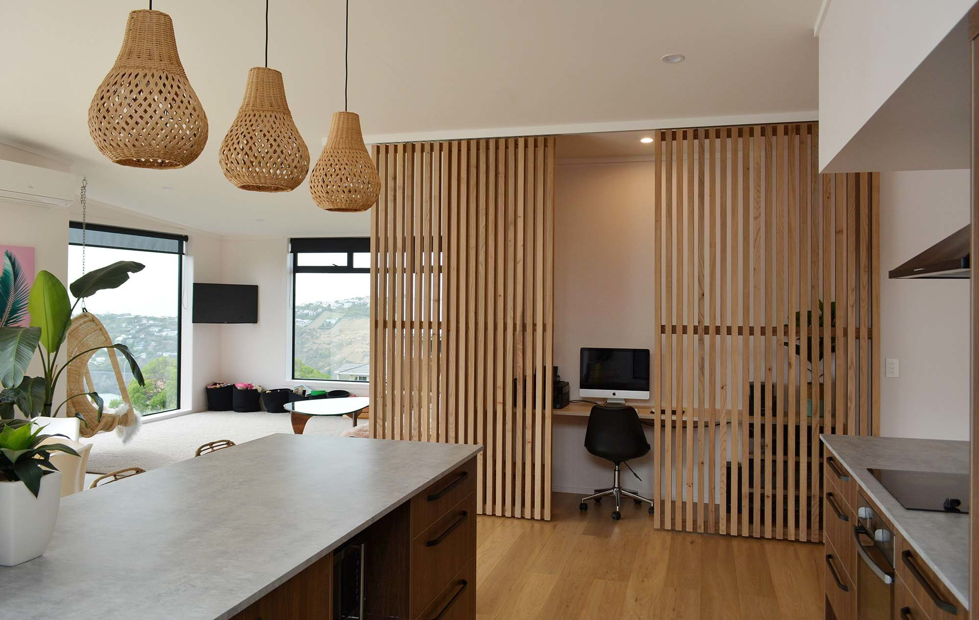 Elm Battens - Interior Design Ideas - Timbers of New Zealand