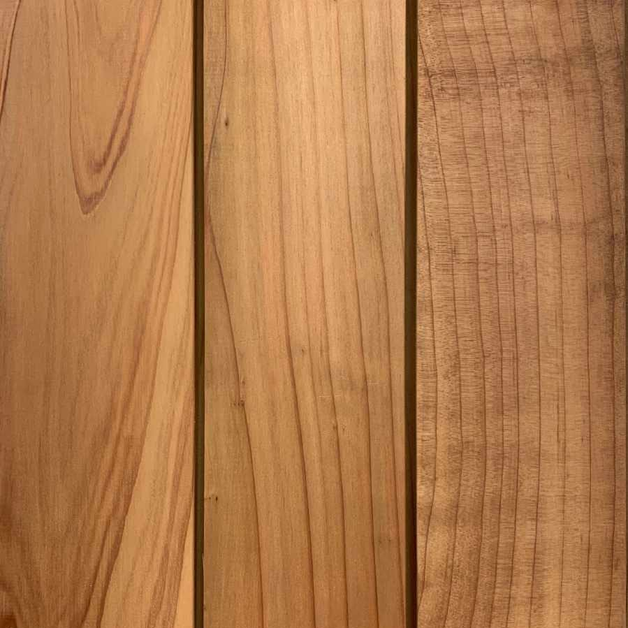 Redwood Clear Cadding - Timbers of New Zealand